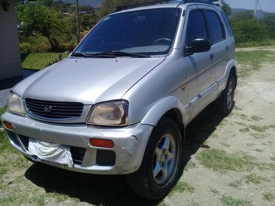 Daihatsu Terios 1.3 Sx 4wd 2001