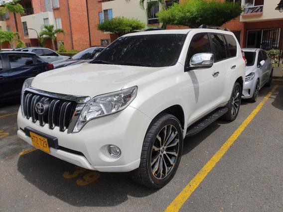 Toyota Prado Txl Blindada 2 Plus 2014