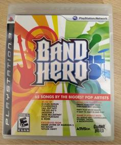 Band Hero Original Ps3 Midia Fisica