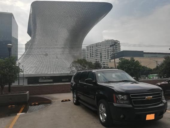 Chevrolet Suburban 2003 Blindada Color Negro