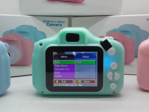 Camara Digital Para Niños 1080p Nuevas