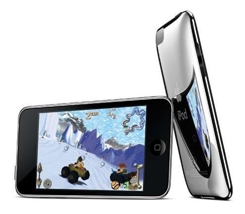 iPod Touch 8gb 2 Geração Mb528ll/a Apple Somente Coleção