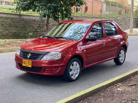 Renault Logan Familier A/a C.c1.4