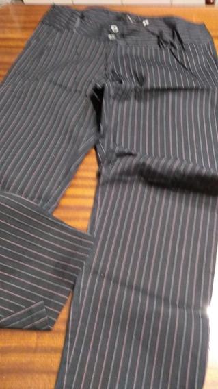 Pantalon Rayado Valium T Large