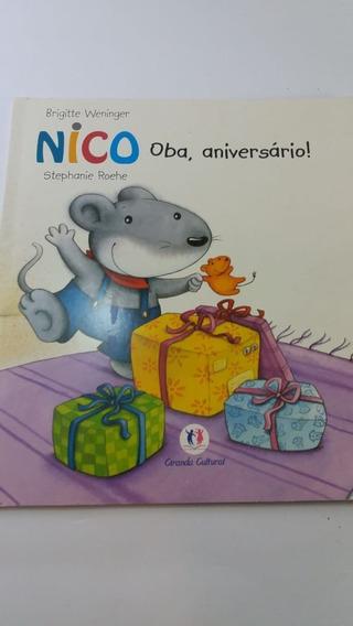 Nico Oba, Aniversario Brigitte Weninger