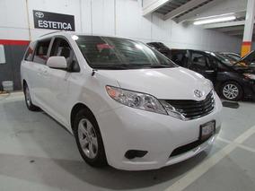 Toyota Sienna 3.5 Le Mt Blanco 2013
