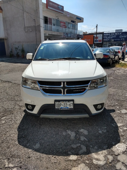Dodge, Journey Rt, Modelo 2013, Color Blanco
