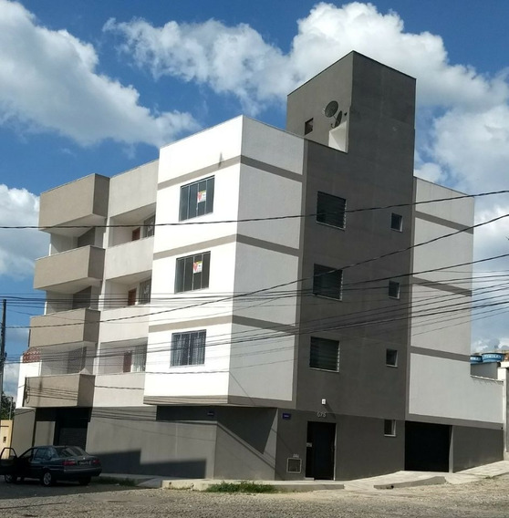 Apartamento Com Acesso A Cobertura Á Venda No Bairro Manoel Valinhas - Soz26