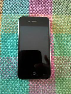 iPhone 4g Para Digitel Libre De Icloud 16gb