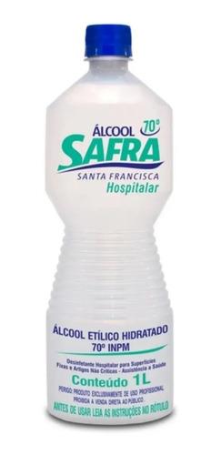Álcool 70% Inpm Líquido Proteção Limpeza Desinfecção