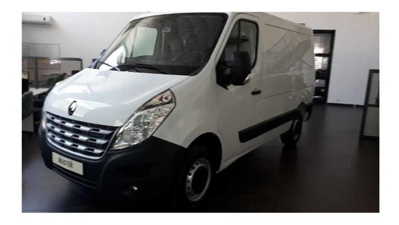 Renault Master 2.3 L1h1 Furgon 0 Km $ 1100000 Y Cts 0% (gm)