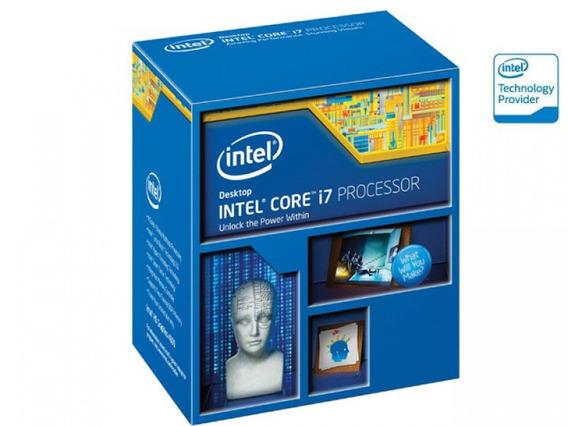 Processador Core I7 Lga 2011 Intel Bx80633i74820k I7 4820k 3