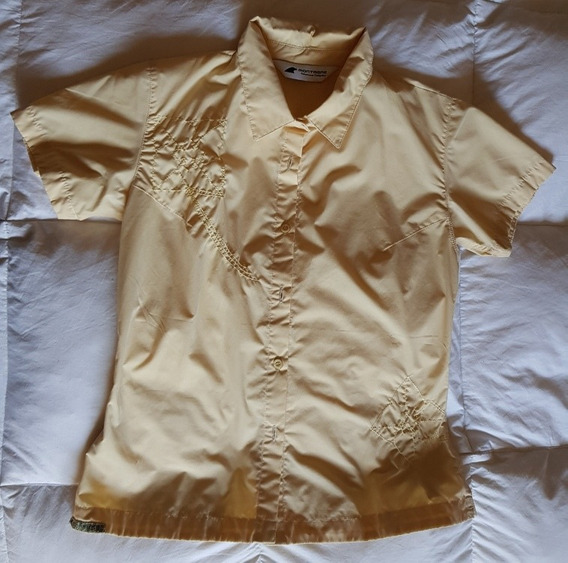Camisa Mujer Montagne Outdoor