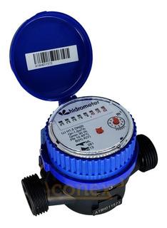 Hidrômetro Relógio Medidor De Água Unijato Composite 3/4