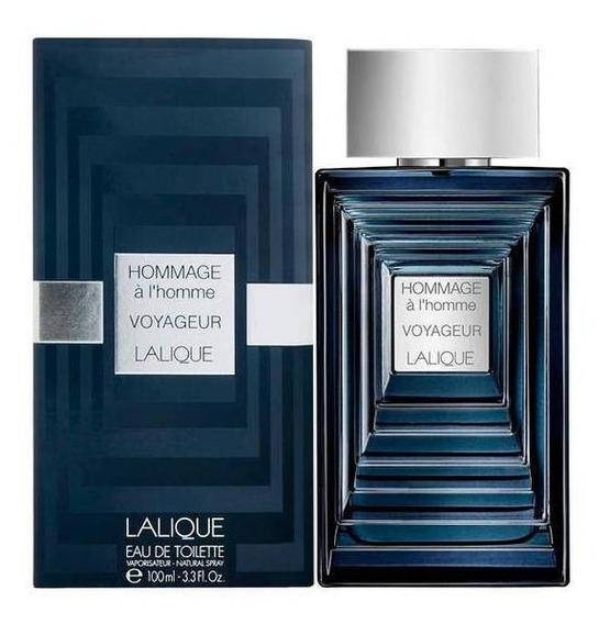 Perfume Lalique Hommage À L