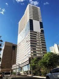 Apartamento Com 1 Dormitório Para Alugar, Ed. Trend Office Home, 46 M² Por R$ 1.750/ano - Jardim Goiás - Goiânia/go - Ap0020