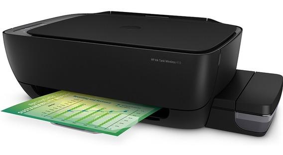 Impressora Hp Multifuncional 416 Sem Fio Tanque De Tinta