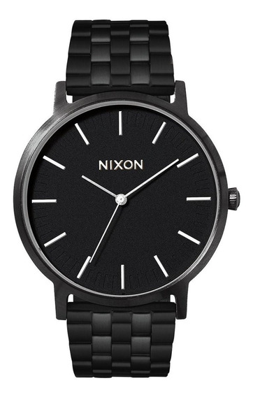 Original Nixon - The Poter All Black/ White A1057 756-00