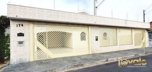 Imagem 1 de 29 de Casa À Venda, 244 M² Por R$ 1.060.000,00 - Parque Itamarati - Jacareí/sp - Ca2130