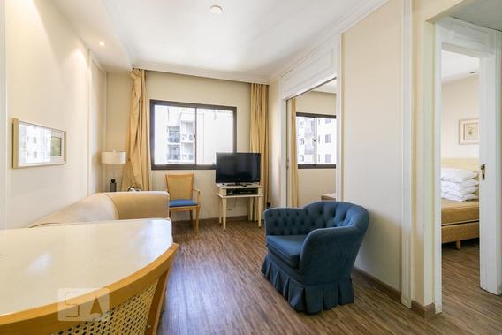 Apartamento Para Aluguel - Vila Olímpia, 1 Quarto, 52 - 893120435