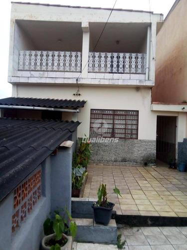 Imagem 1 de 16 de Casa À Venda, 243 M² Por R$ 400.000,00 - Vila Magini - Mauá/sp - Ca0123