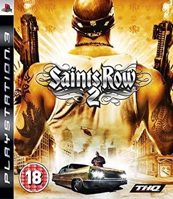Ps3 - Saints Row 2 - Original - Mídia Física