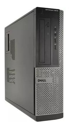 Pc Cpu Dell Optiplex 3010 Core I5 3.20ghz 8gb 240 Ssd!