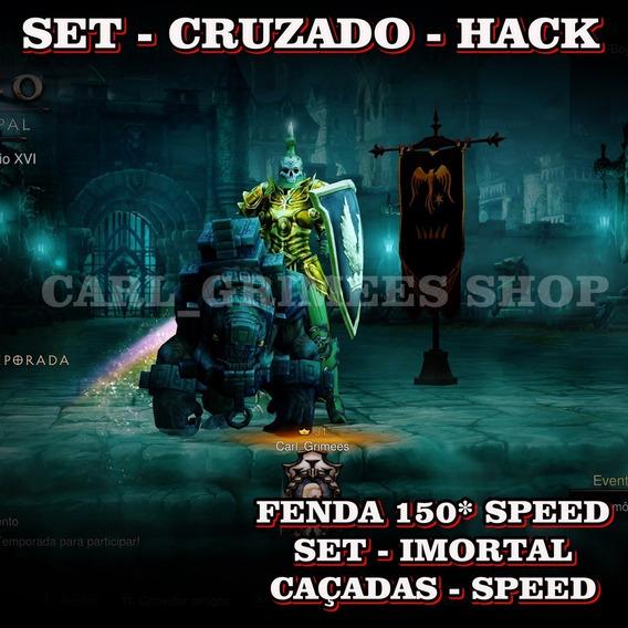 Diablo 3 - Ps4 - Kit Cruzado - Speed Hack