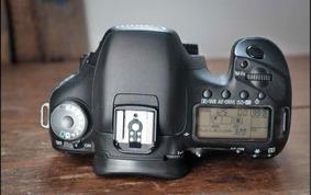 Câmera Canon Eos 7d (brasília/df)