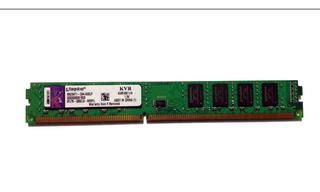 Memoria Ram Pc Kingston Ddr3 4gb 1600mhz Pc-12800 Nuevas