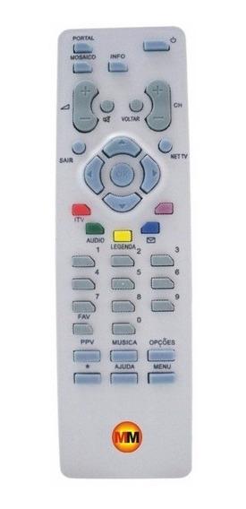 Controle Remoto Receptor Net Digital Rcz111sj1c