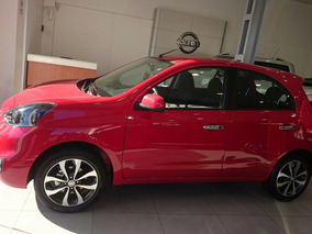 Nissan March Advance 1.6 0 Km 2017