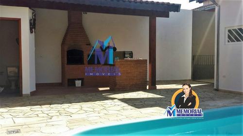 Casa A Venda No Bairro Jardim Santana Em Hortolândia - Sp.  - 296-1