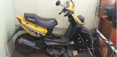 Bws Yamaha 100 Cc Educion 50 Aniversario