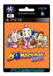 Ps3 Juego Bomberman Ultra Pcx3gamers
