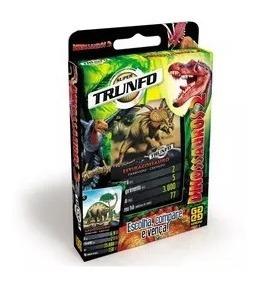 Super Trunfo Dinossauros 2 - Grow - 32 Cartas