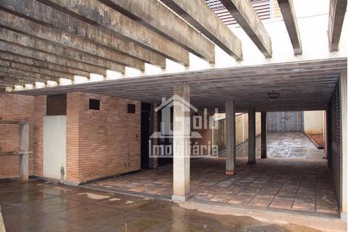 Casa Com 4 Dormitórios Para Alugar, 470 M² Por R$ 4.000,00/mês - Jardim Sumaré - Ribeirão Preto/sp - Ca1676