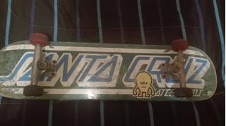 Skate Santa Cruz - Usado Profesional