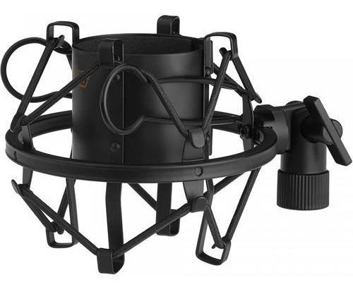 Soporte Microfono Estudio Araña Suspension Hugel Lm21 Rf