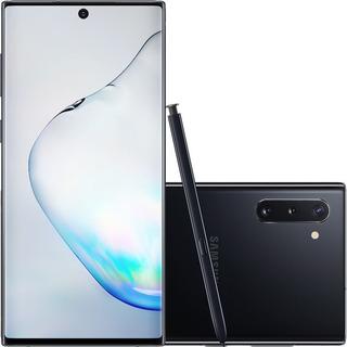 Samsung Galaxy Note 10 Preto 256gb 8gb Original 3799,99