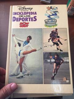 Enciclopedia De Los Deportes De Goofy, Editorial Disney.