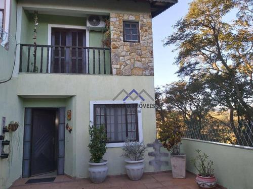 Casa À Venda, 131 M² Por R$ 650.000,00 - Jardim Paulista Ii - Jundiaí/sp - Ca0889