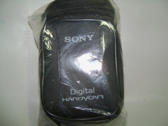 Capa Para Filmadora Sony Handcam