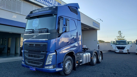 Volvo Fh 540 Globetrotter 6x4 2017\2018
