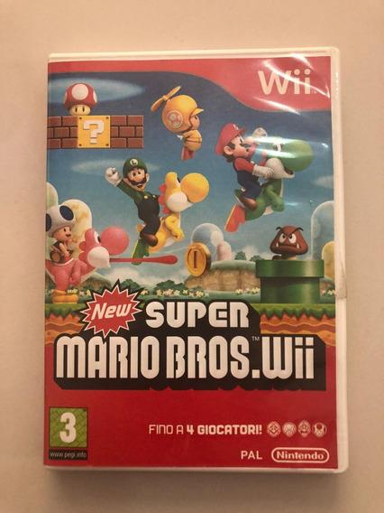 New Super Mario Bros Wii Europeu