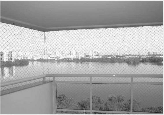 Apartamento Em Barra Da Tijuca, Rio De Janeiro/rj De 133m² 3 Quartos À Venda Por R$ 1.090.000,00 - Ap20453