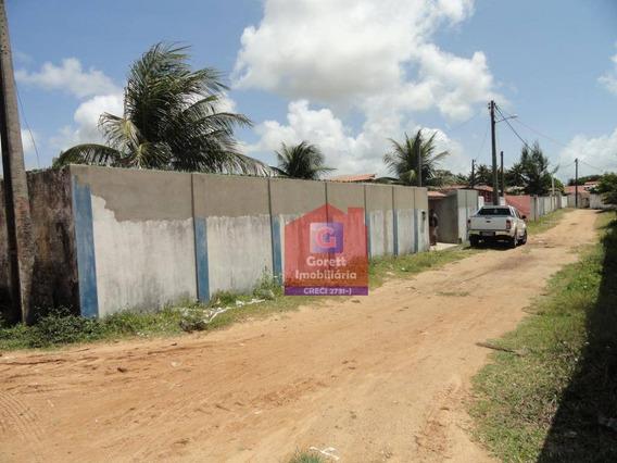 Casa Com 4 Dormitórios À Venda, 205 M² Por R$ 220.000 - Graçandu - Extremoz/rn V0777 - Ca0270