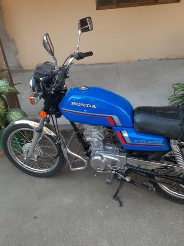 Imagem 1 de 5 de Honda  Cg 125