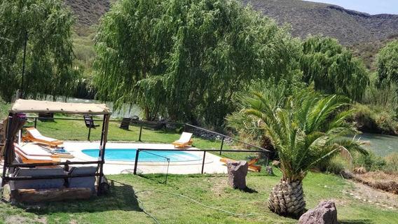 Cabaña Tipo Casa Quinta En San Rafael Valle Grande