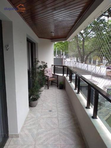 Apartamento Com 4 Dormitórios À Venda, 168 M² Por R$ 900.000,00 - Jardim São Dimas - São José Dos Campos/sp - Ap10345